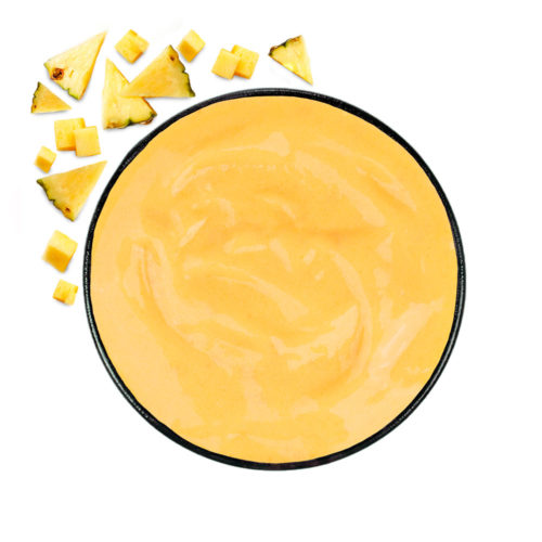 Ananas fruitpuree (pulp)