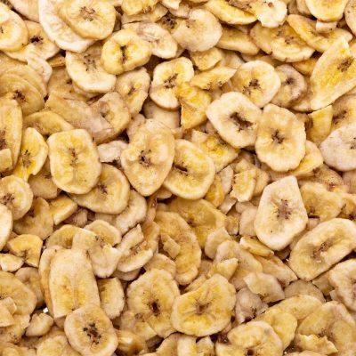 Biologische Bananen Chips   Bionoot - SmaakGenot