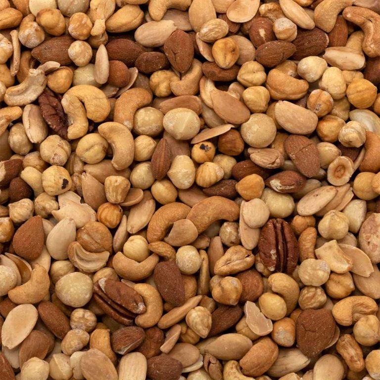 Biologische Macadamia Mix | Bionoot - SmaakGenot