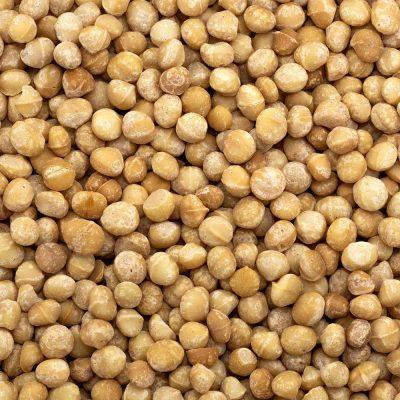 Biologische Macadamia's (geroosterd) | Bionoot - SmaakGenot