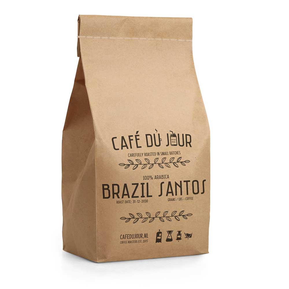 Brazil Santos | Café du Jour - SmaakGenot