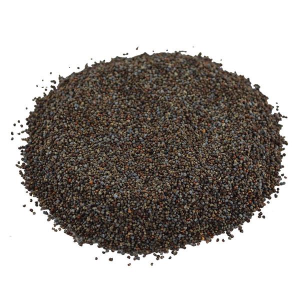 Maanzaad (zwart)