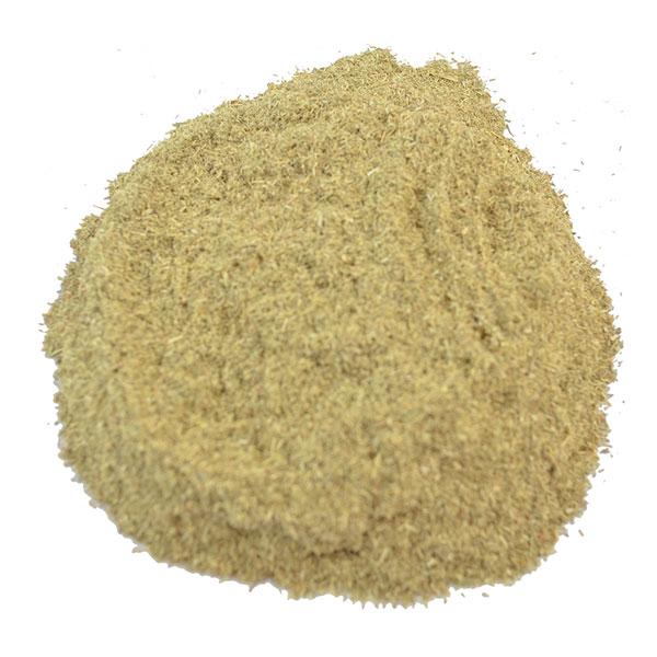 Sereh (gemalen citroengras)