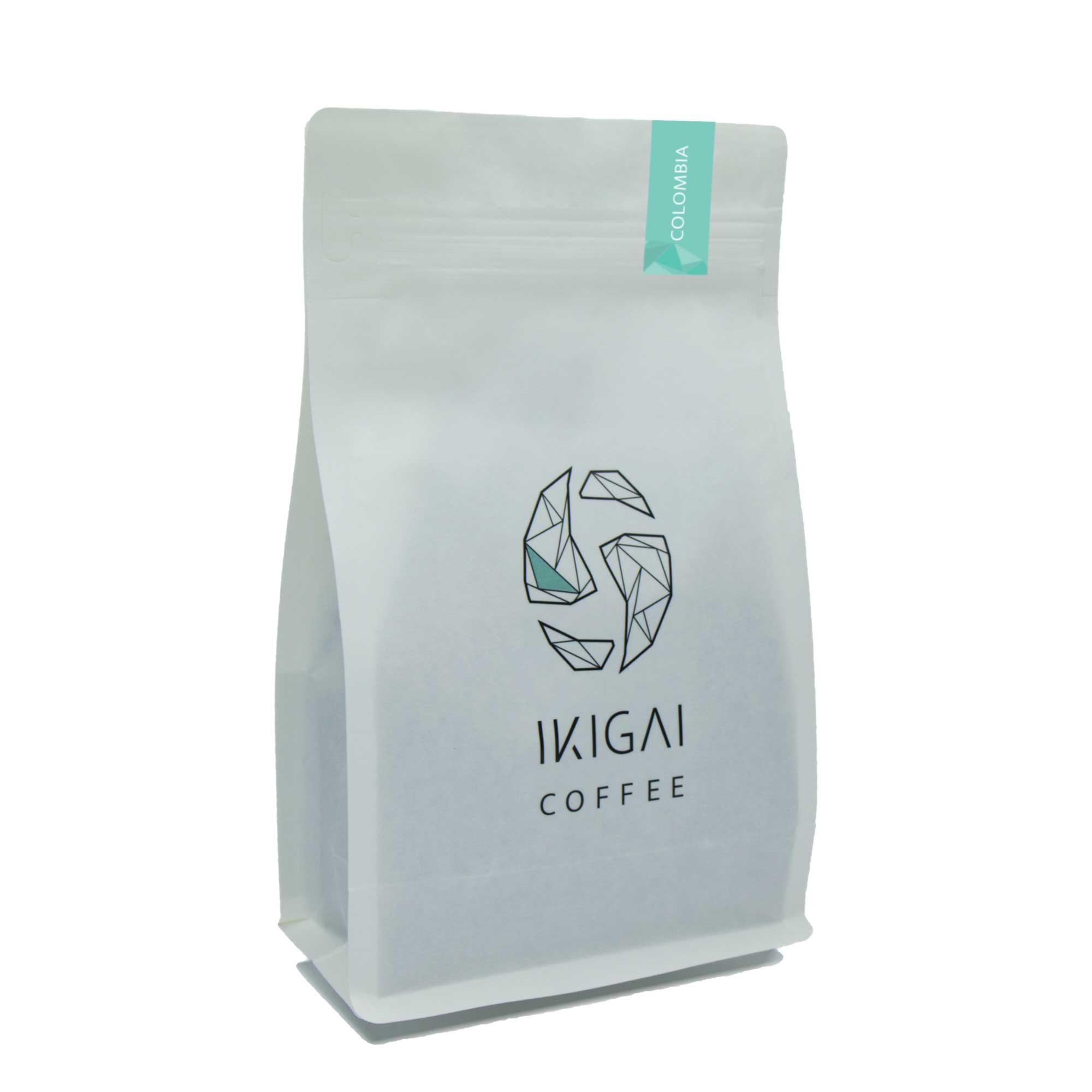 Colombia   Ikigai Coffee - SmaakGenot
