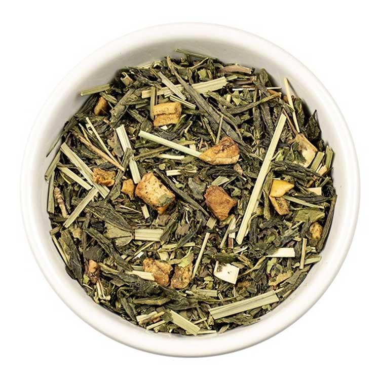 Losse Thee - Munt Appel Citroen   Tea4you - SmaakGenot