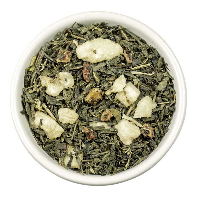 Losse Thee - Aardbei Banaan | Tea4you - SmaakGenot