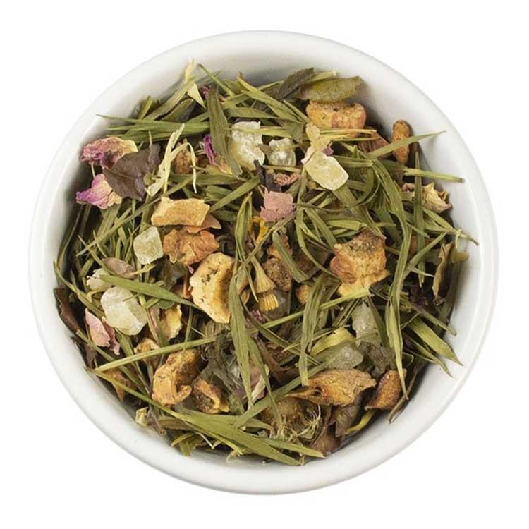 Losse Thee - Bamboe Fris Fruit | Tea4you - SmaakGenot