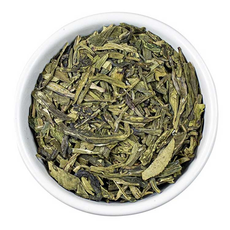 Losse Thee - China Lung Dragon Well | Tea4you - SmaakGenot