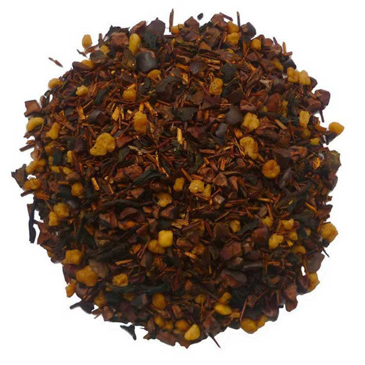Losse Thee - Rooibos Chocolade-koekjes | Tea4you - SmaakGenot