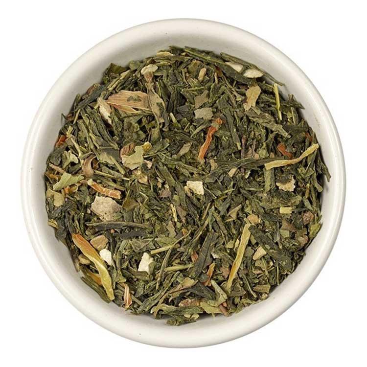 Losse Thee - Citrus Gember | Tea4you - SmaakGenot