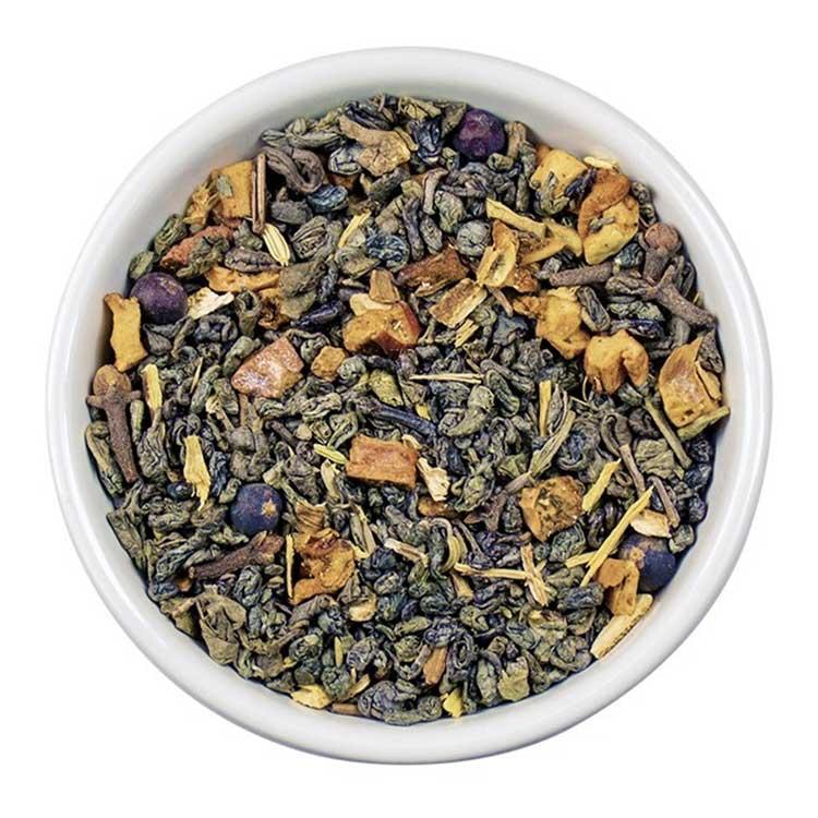 Losse Thee - Fris en Kruidig | Tea4you - SmaakGenot