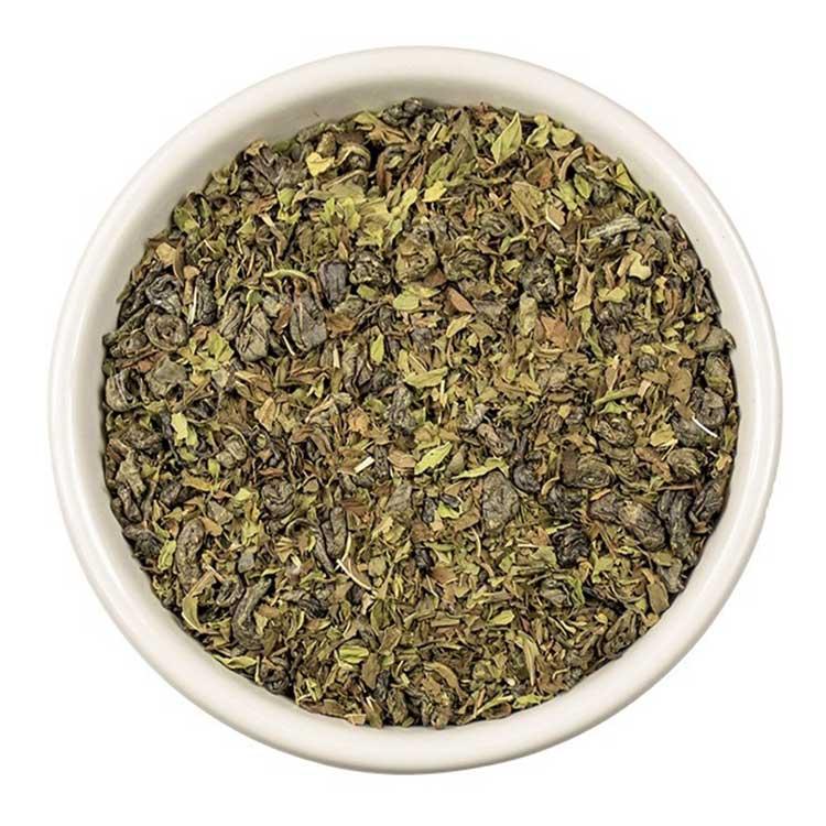 Losse Thee - Frisse Munt | Tea4you - SmaakGenot