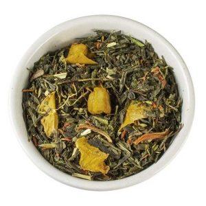Losse Thee - Mango, Citrus en Hennep | Tea4you - SmaakGenot
