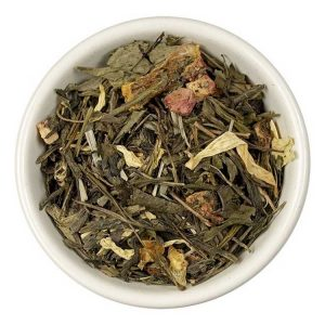 Losse Thee - Sencha Aardbei | Tea4you - SmaakGenot