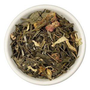 Losse Thee - Sencha Aardbei | Tea4you - SmaakGenot