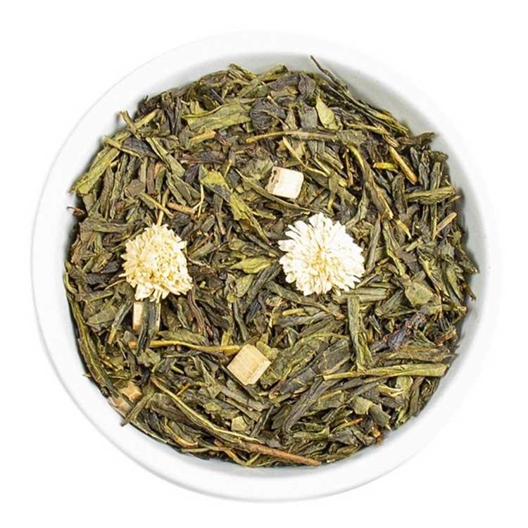 Losse Thee - Sencha Caramel   Tea4you - SmaakGenot