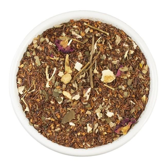Losse Thee - Aardbei Sinaasappel | Tea4you - SmaakGenot