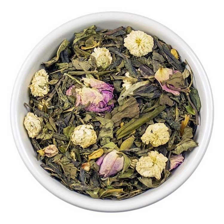 Losse Thee - Zacht en Fris | Tea4you - SmaakGenot