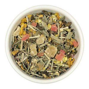 Losse Thee - Lemongrass, Gember en Fruit | Tea4you - SmaakGenot