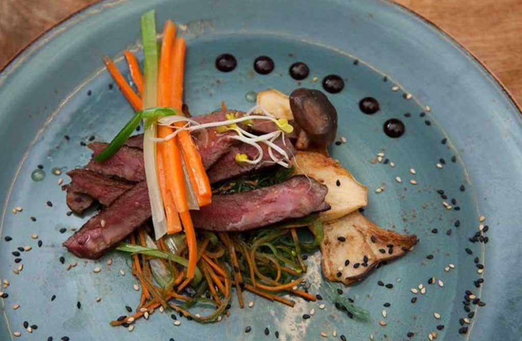 Wagyukoe | Wagyu Entrecote verwerkt in een culinair gerecht